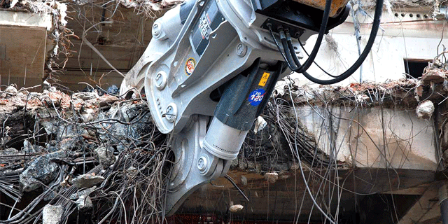 Demolition Vintec Equipment
